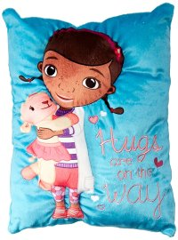 Disney Doc McStuffins Plush Character Pillow - Walmart.com