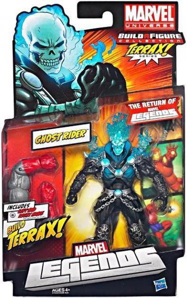 Marvel Universe Ghost Rider Figure 6 Inches Walmart