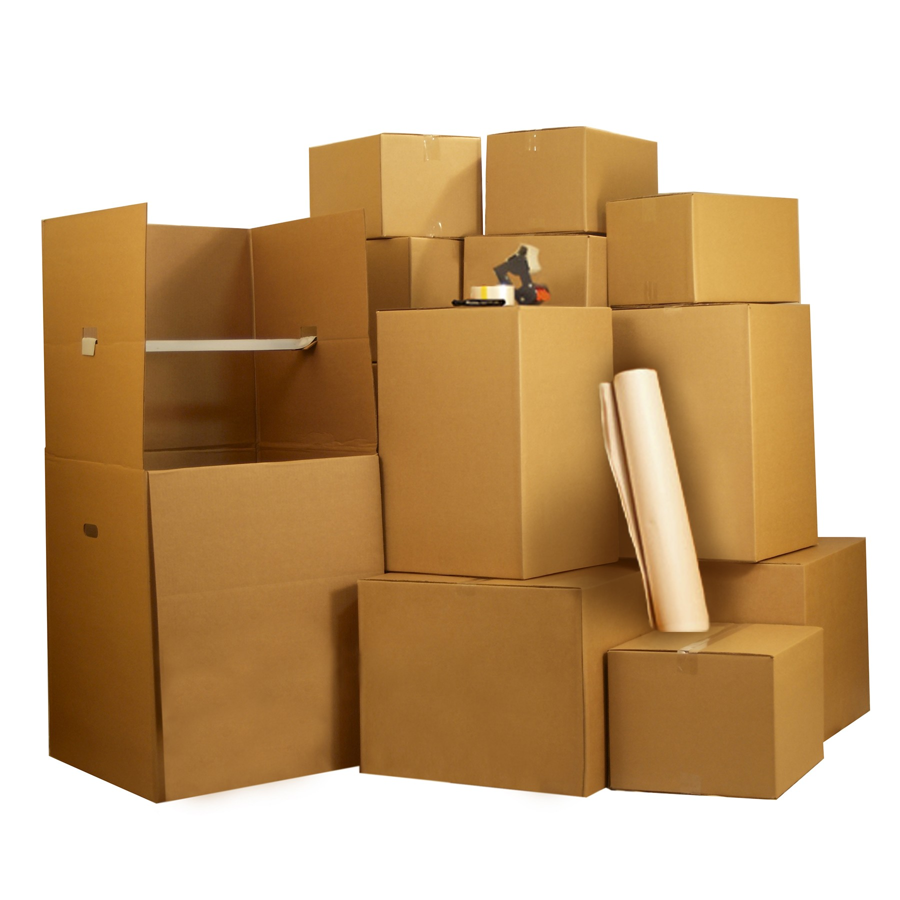 Box Room Wardrobe Uboxes 3 Room Wardrobe Kit 33 Boxes Bubble Roll Moving Supplies