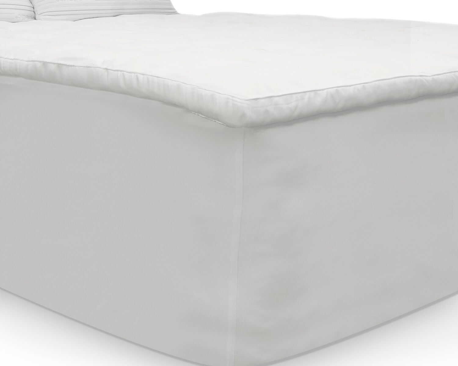 Comfy Mattress Details About Mattress Pad Queen Size Cover Bed Foam Top Soft Comfy Microfiber Quilted Pockets