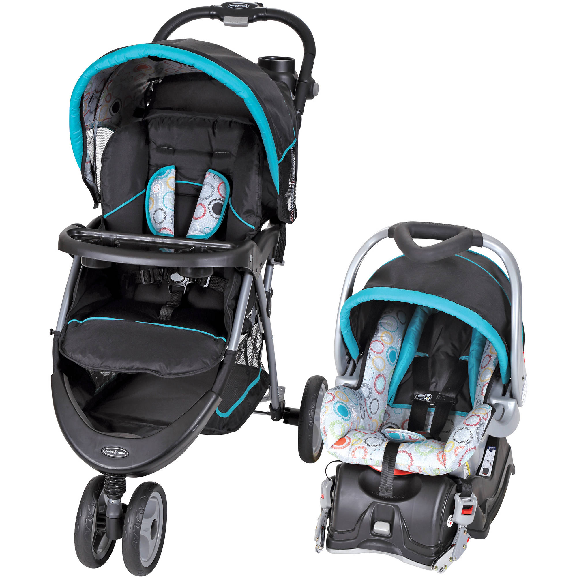 When To Switch From Car Seat To Stroller Baby Trend Ez Ride 5 Travel System Circle Stitch