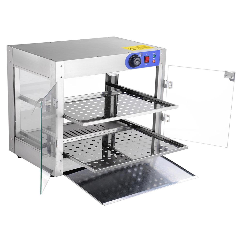 Countertop Food Display Case Commercial 24x20x20