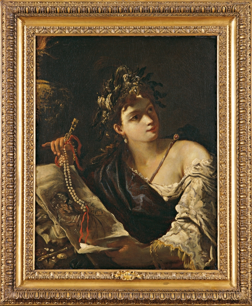 Della Pittura On Painting Allegory Of Painting Allegoria Della Pittura Canvas Art 18 X 24