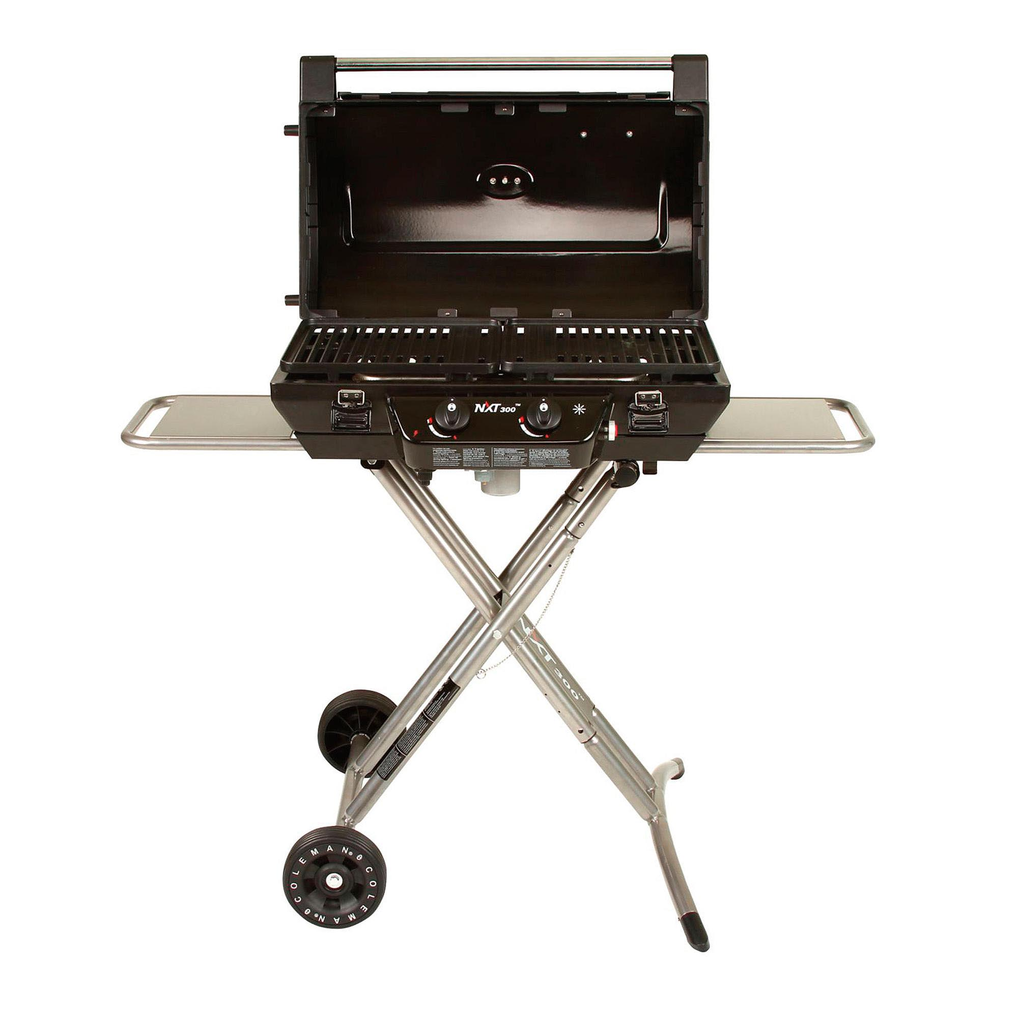 Barbecue Gaz Promotion Coleman Nxt 200 Grill 312 Sq In