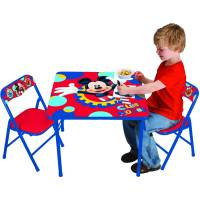 Disney Mickey Mouse Playground Pals Activity Table Set ...
