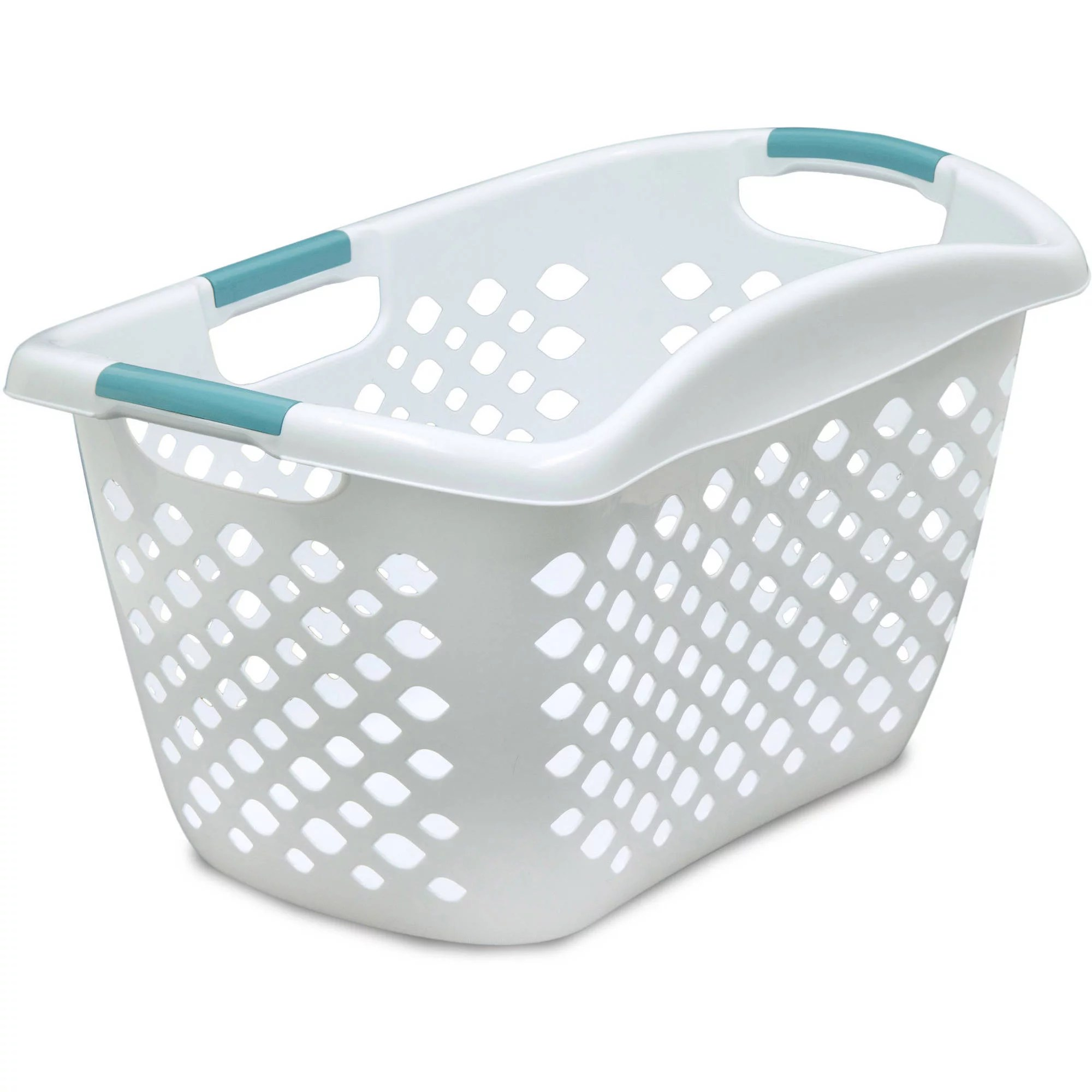 3 Basket Laundry Hamper Sterilite 2 Bushel Ultra Laundry Basket Multiple Colors