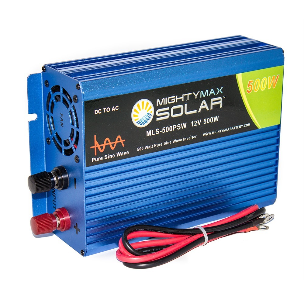 500 Watt 12v 500 Watt Pure Sine Wave Inverter For Solar Application