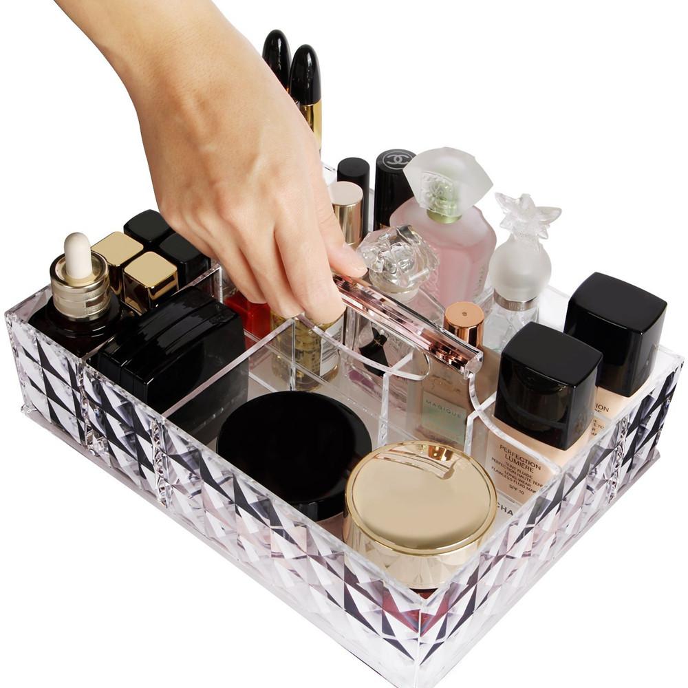 Lifewit Makeup Organizer Acrylic Cosmetic Storage Lipstick