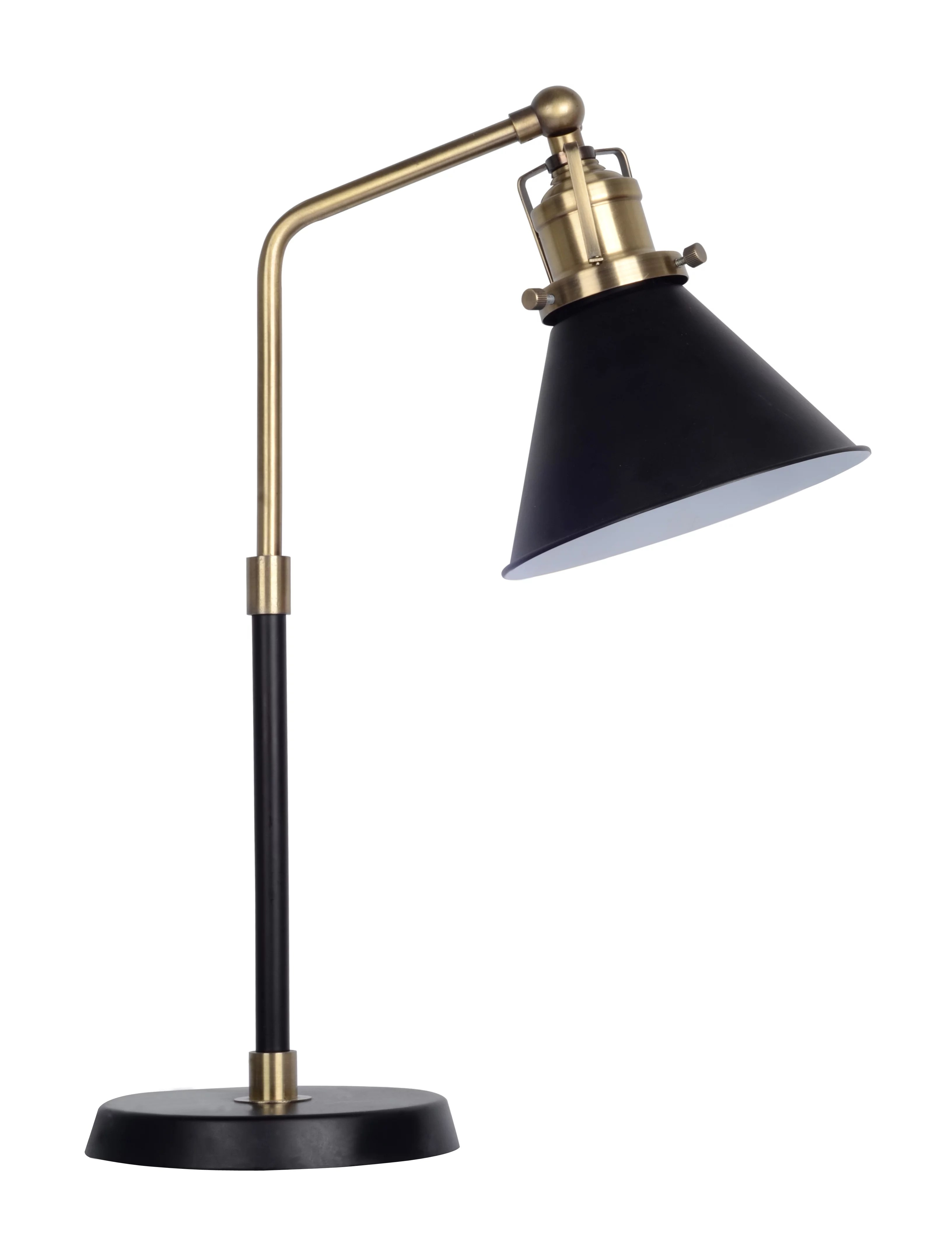 Desk Lamp Better Homes Gardens Black Gold Desk Lamp
