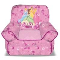 Disney Princess Bean Bag Sofa Chair - Walmart.com