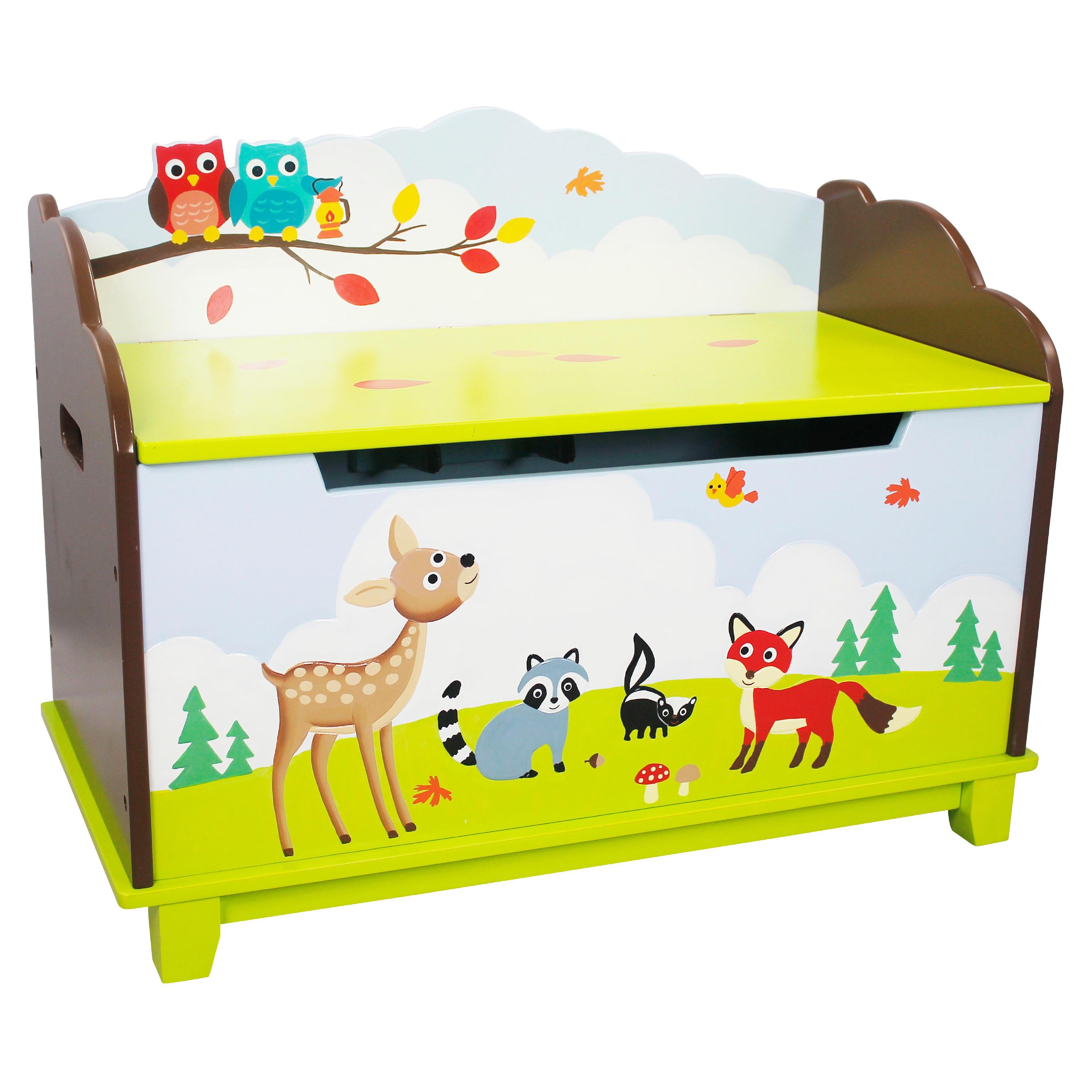 Toy Chests Fantasy Fields Enchanted Woodland Toy Chest