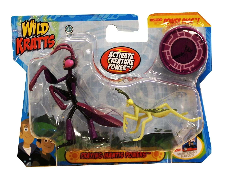 Wild Kratts Animal Power 2 Pack Figure Set Praying Mantis