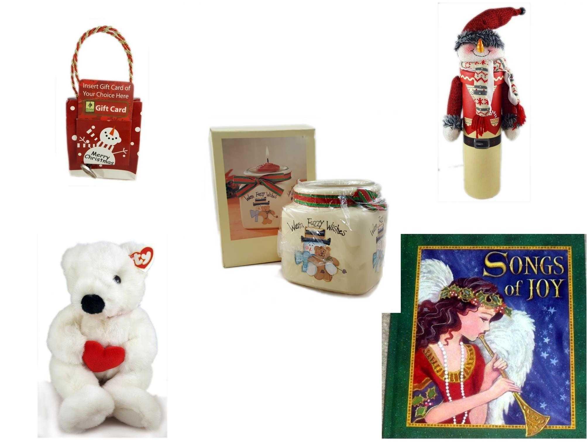 Christmas Fun Gift Bundle 5 Piece Musical Gift Card