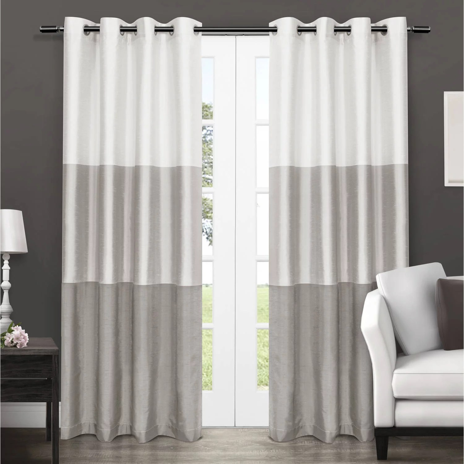Walmart Thermal Curtains Premiere Thermal Backed Energy Efficient Curtain Panels