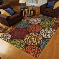 Orian Harbridge Woven Olefin Area Rug - Walmart.com