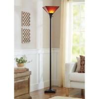 Better Homes and Gardens Mica Floor Lamp, Bronze - Walmart.com