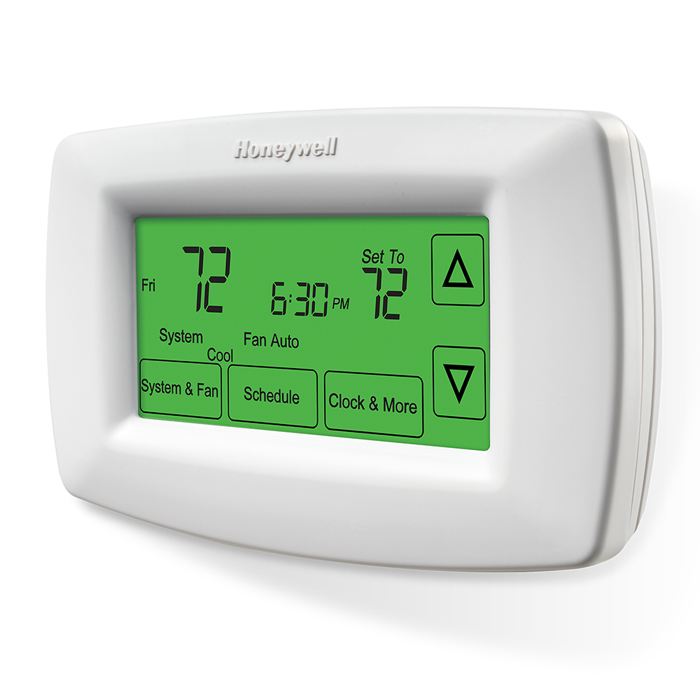 Honeywell Programmable Thermostat Honeywell Rth7600d1030 E1 7 Day Programmable Thermostat