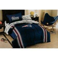 Best 28 - New Patriots Comforter Set - new england ...