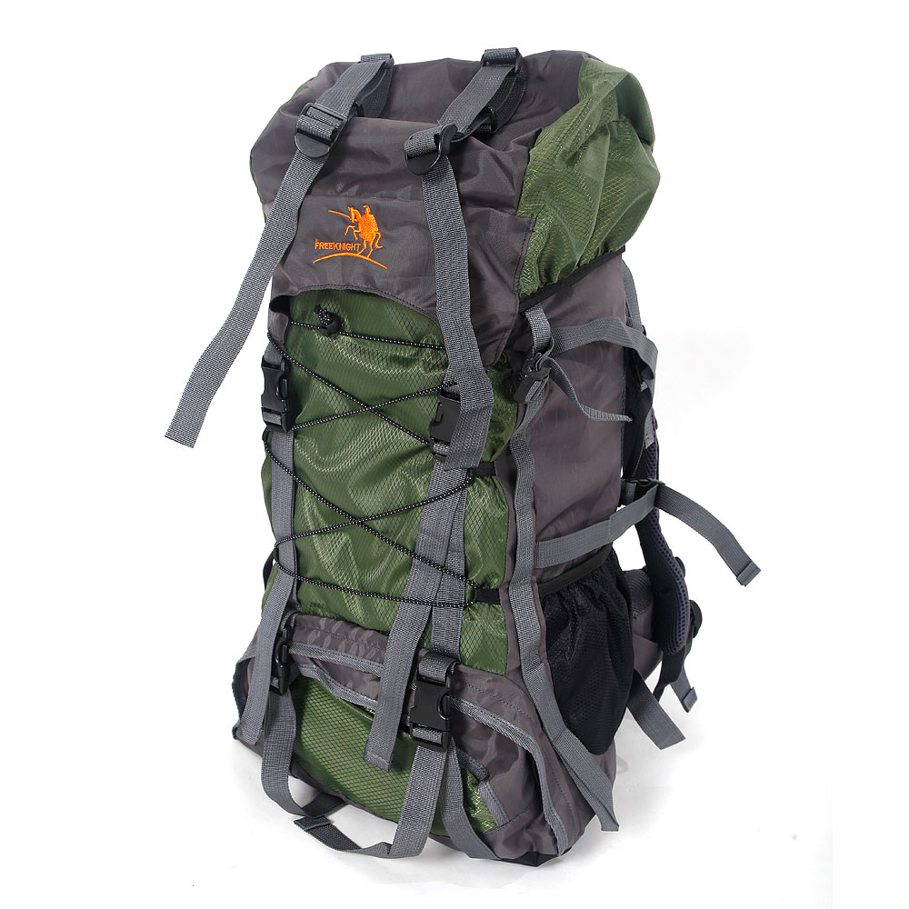 Travel Rucksack 60l Outdoor Camping Travel Rucksack Backpack Climbing Hiking Shoulder Bag Packs 8 Colors