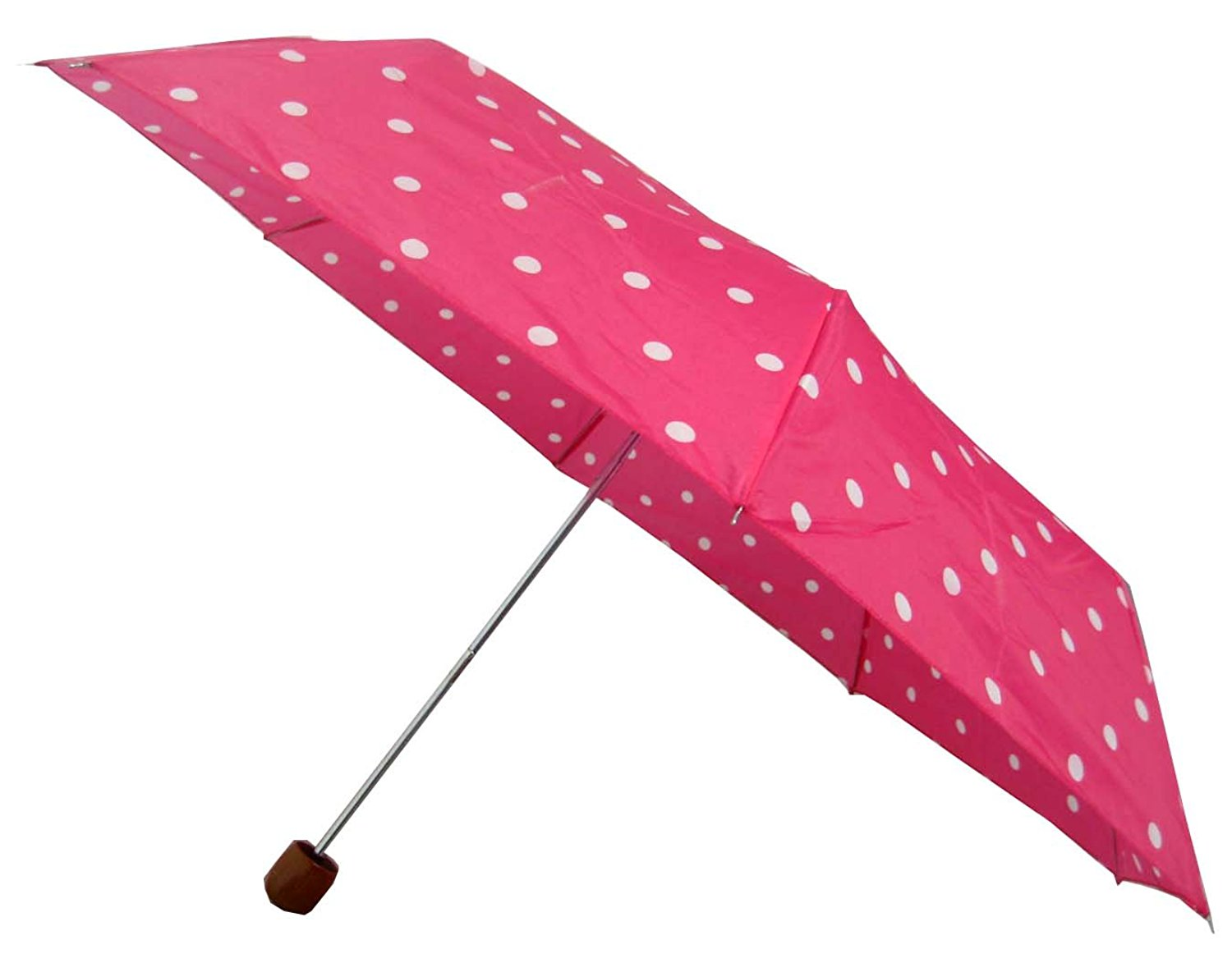 Compact Travel Umbrella Walmart Conch Conch Travel Sport Pink Compact Traveling Polka