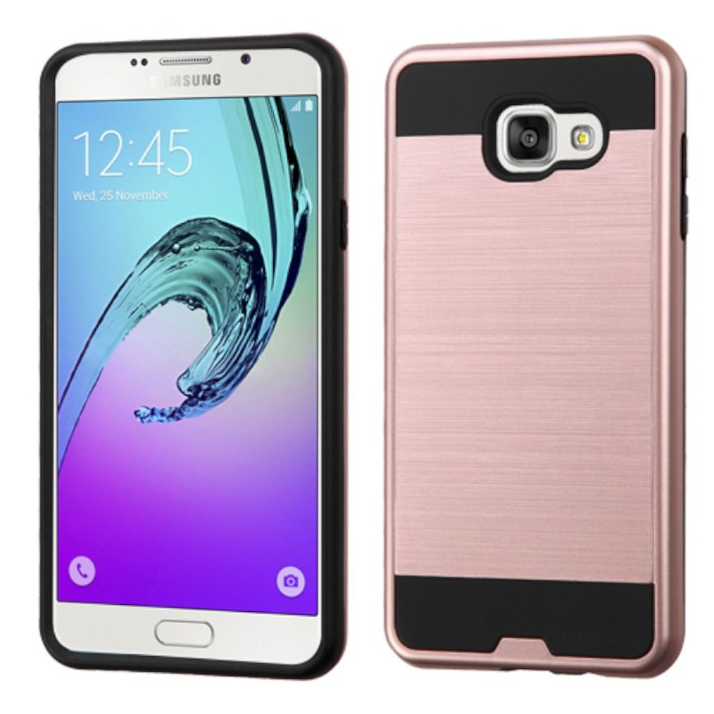 Mobile Samsung Samsung Galaxy A7 2016 Phone Case Samsung Galaxy A7 2016 Case By Insten Hard Dual Layer Hybrid Case For Samsung Galaxy A7 2016 Case Cover