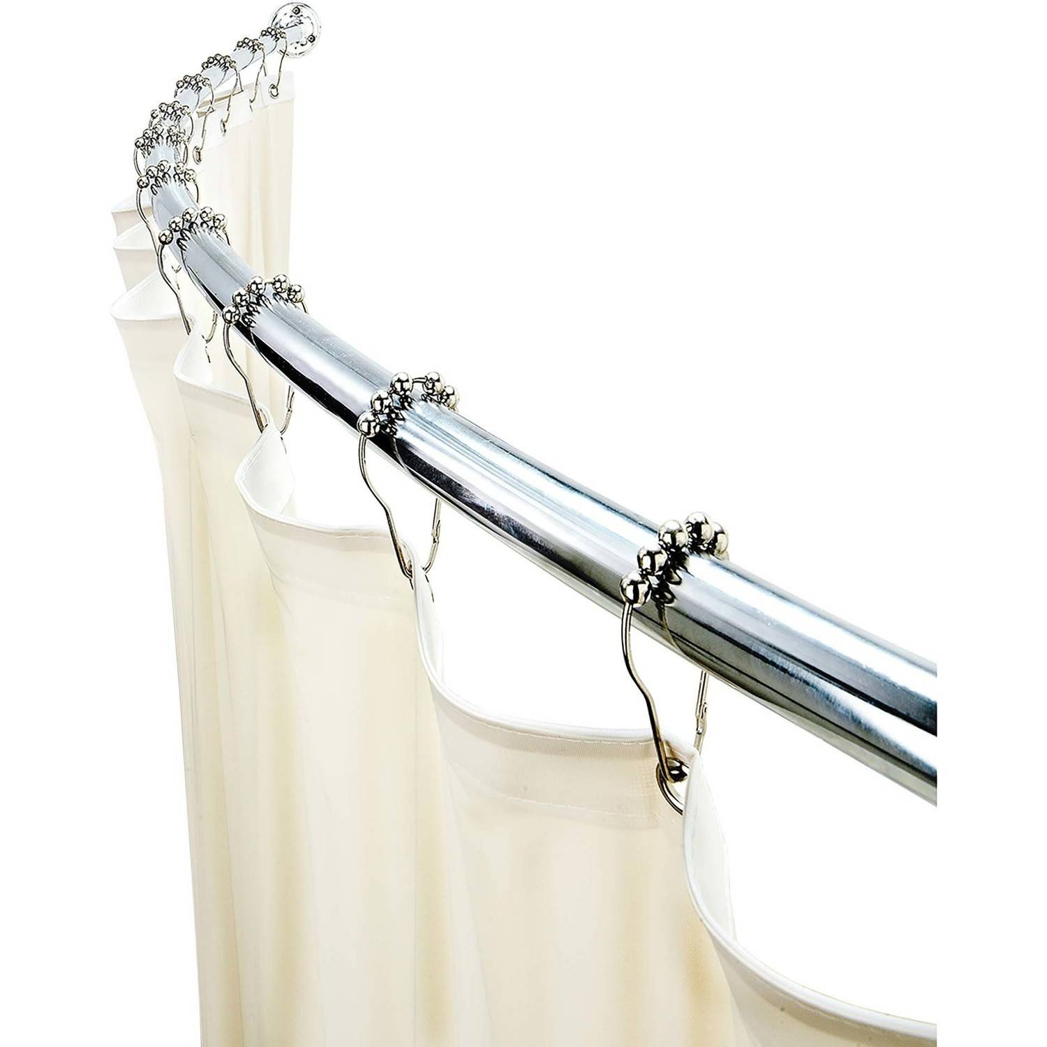 Heavy Duty Tension Shower Curtain Rod Interdesign Stainless Steel Shower Curtain Tension Rod