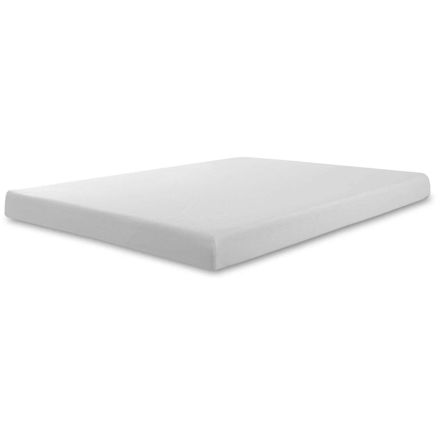 Thin Mattress Topper Spa Sensation 6 39 39 Memory Foam Mattress Xl Twin Full Queen