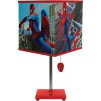 Spiderman Table Lamp - Walmart.com