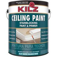KILZ Stainblocking Interior Ceiling Paint and Primer in ...