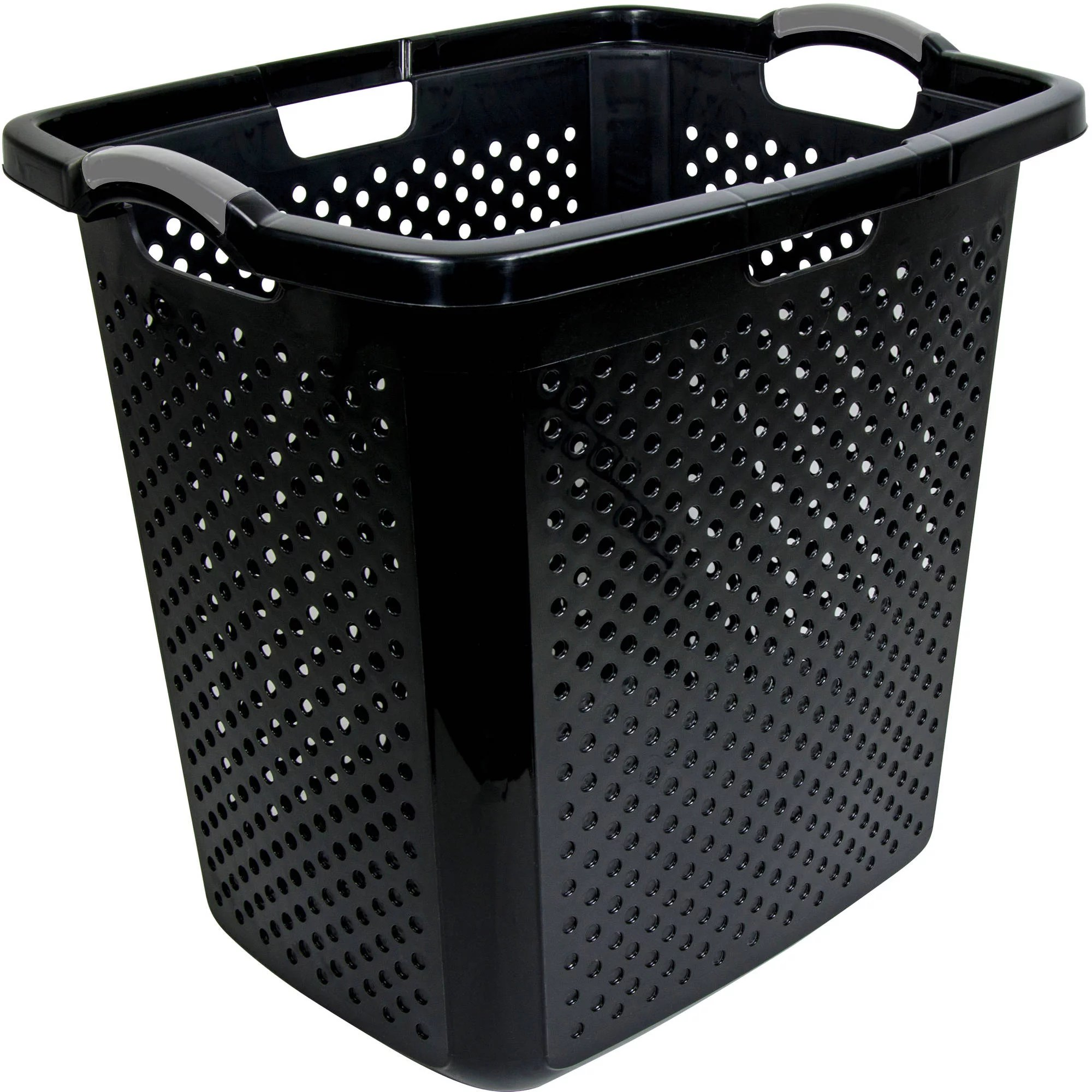 Clothes Baskets Mainstays 1 Bushel Laundry Basket White Available In