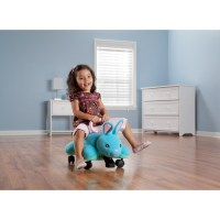 Little Tikes Pillow Racers Ride-On, Bunny - Walmart.com