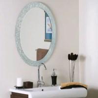 Frameless Square Bevel Mirror - Walmart.com