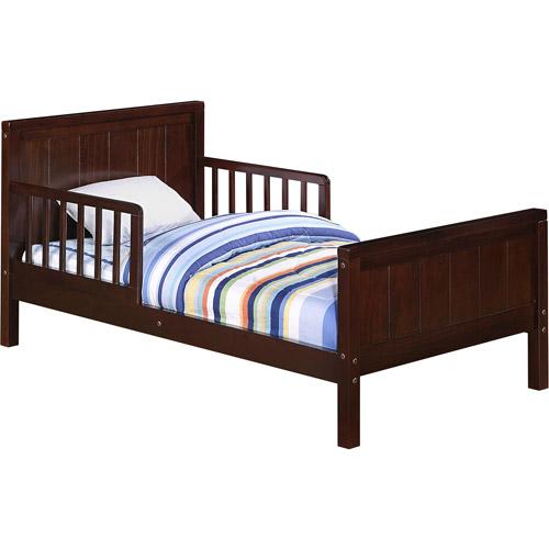 Baby Relax Nantucket Toddler Bed Espresso Walmartcom