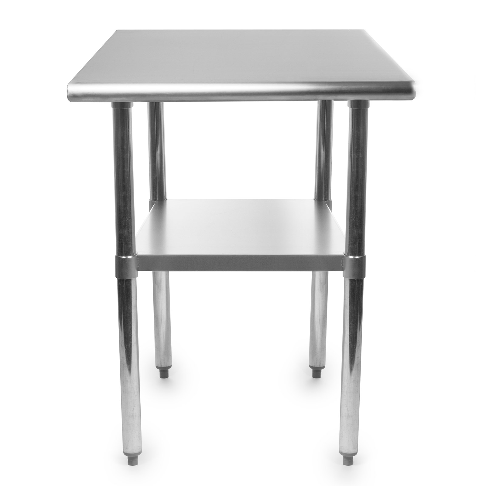 Table Kitchen Gridmann Nsf Stainless Steel Commercial Kitchen Prep Work Table 60 In X 30 In