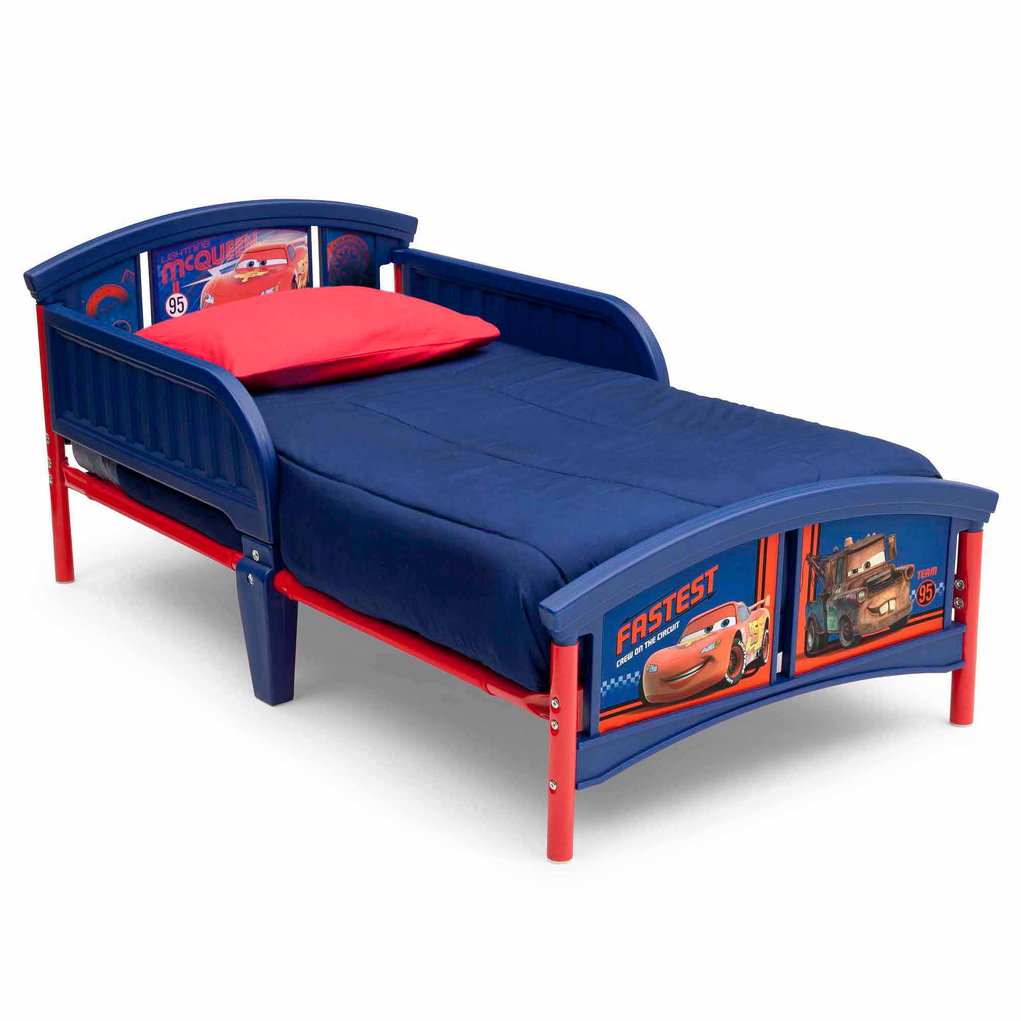 Cheap Toddler Beds Baby Relax Sleigh Toddler Bed Multiple Finishes With Bed Rails