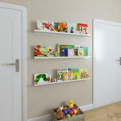 Small Of Kids Floating Book Shelves