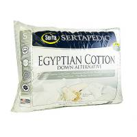 Serta Down Alternative Pillow, White - Walmart.com