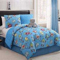 Victoria Classics Mr. Robot Reversible Comforter Set ...