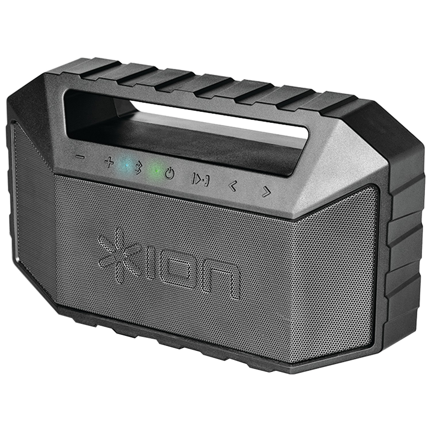 Box Bluetooth Ion Isp56 Plunge Waterproof Bluetooth Stereo Boom Box