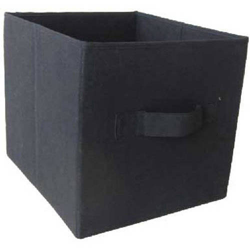 Mainstays Collapsible Fabric Storage Cube Set Of 2. SaveEnlarge