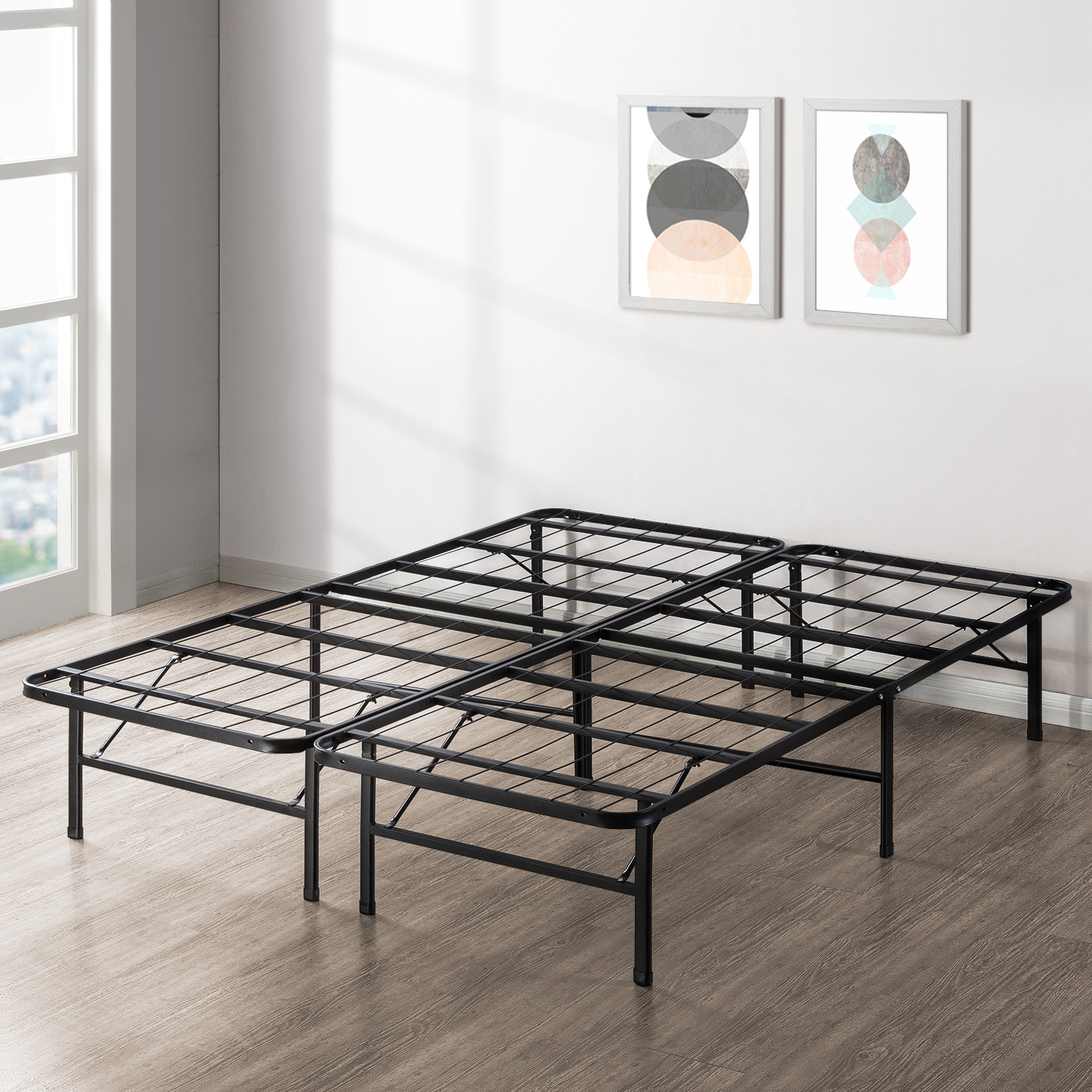 Mattress Platform Best Price Mattress Innovative Steel Platform Bed Frame Multiple Sizes