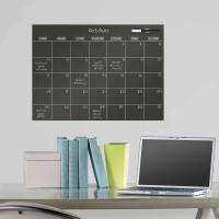 WallPops Dry Erase Monthly Calendar Decal - Walmart.com