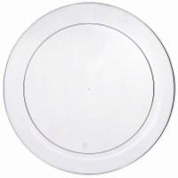 Clear Plastic Dinner Plates Wedding & Bulk Dinner Plates Cheap