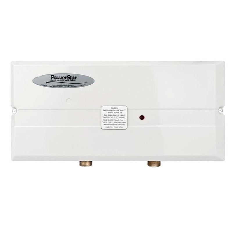 12 Kw 240 Volt Point Of Use Tankless Electric Water Heater