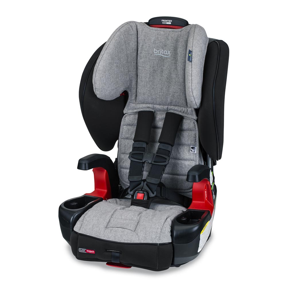 Britax Car Seat With Stroller Britax Frontier Booster Car Seat Nanotex Exclusive Collection