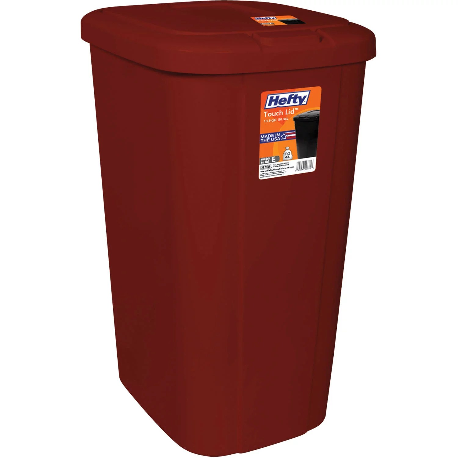 Tall Narrow Trash Can Large Red Trash Cans Atcsagacity