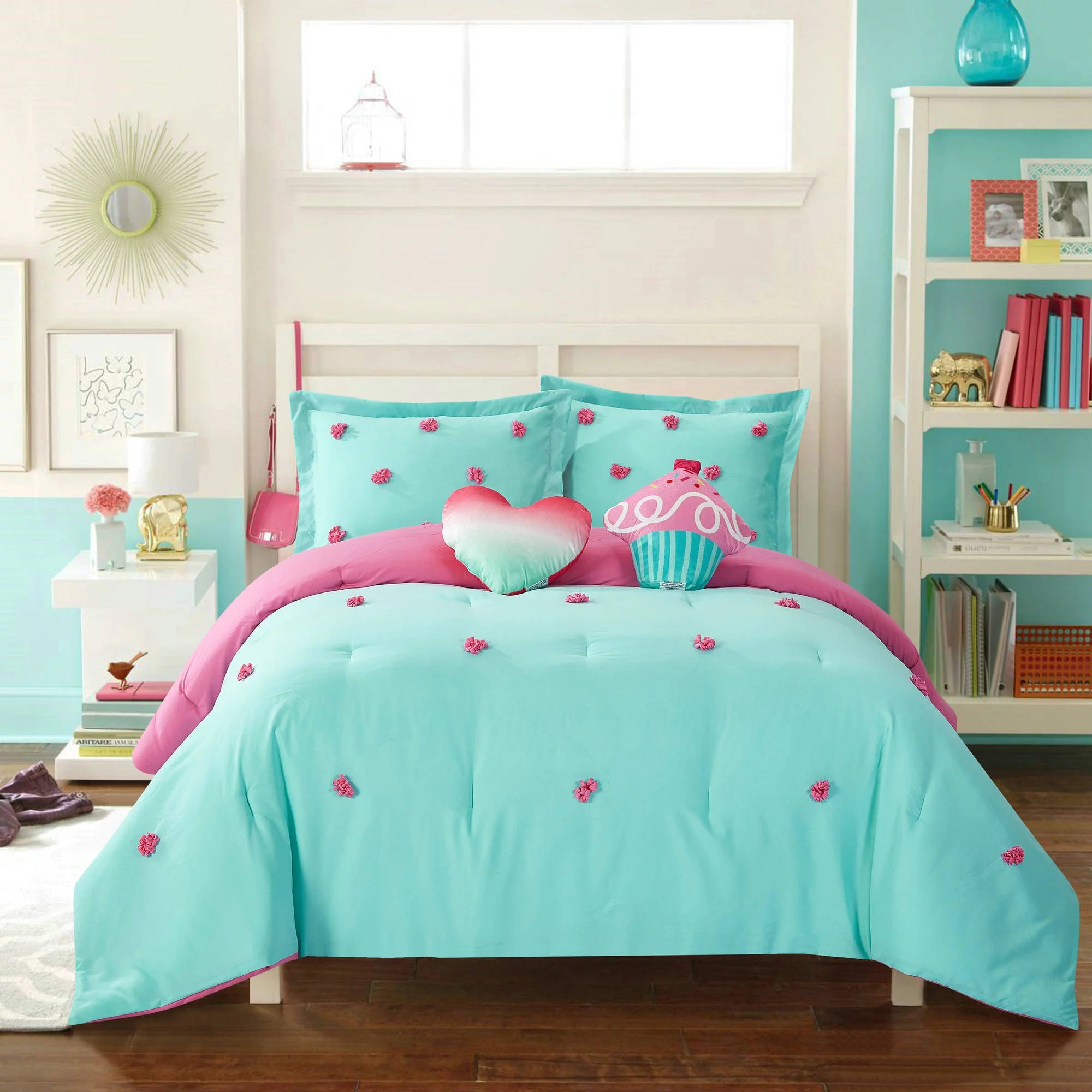 Boys Double Quilt Cover Better Homes Gardens Kids Pom Pom Comforter Set