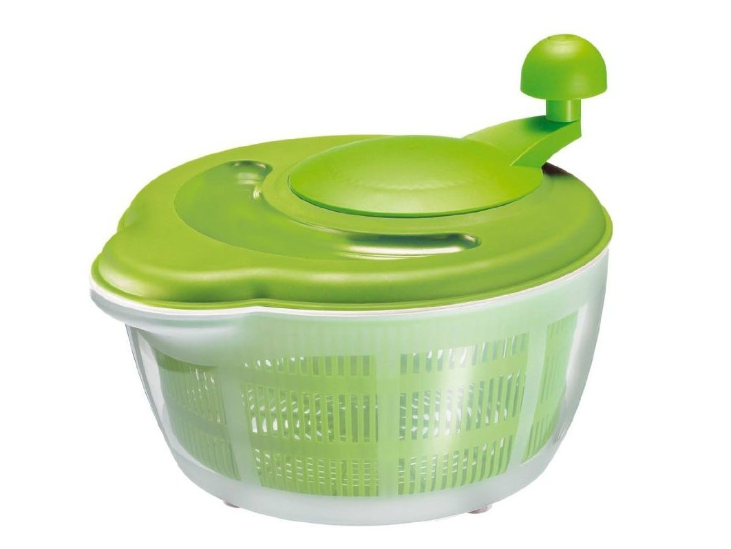 Westmark Elspe Westmark German Vegetable And Salad Spinner With Pouring Spout Green
