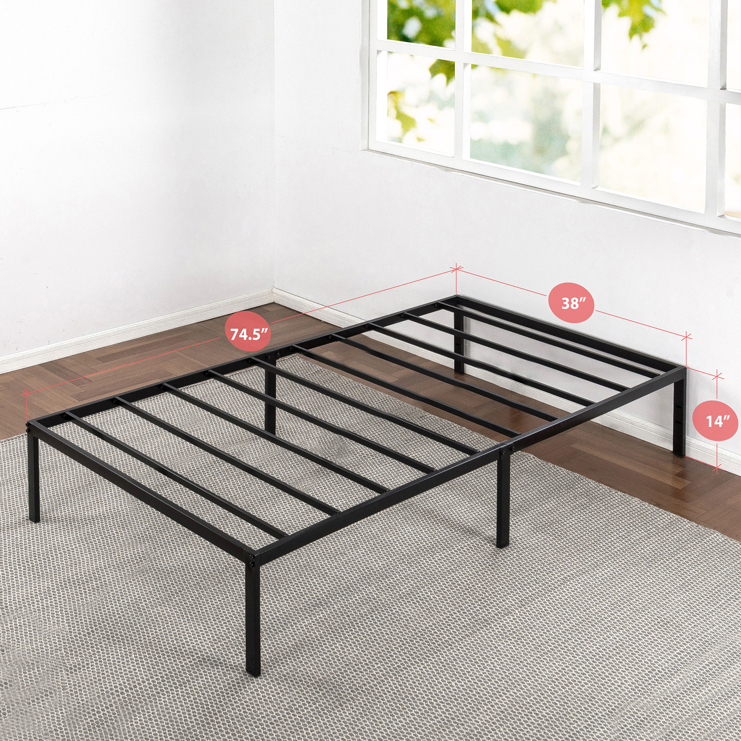 Mattress Platform Best Price Mattress 14 Inch Metal Platform Bed Frame