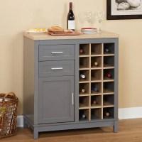 Kennedy Wine Cabinet - Walmart.com